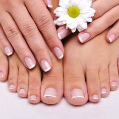 Gel Nails & Pedicures